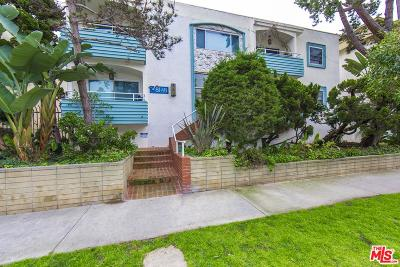 Playa Del Rey (C31) Rental For Rent: 8148 Redlands Street #107