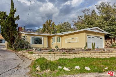 La Crescenta Single Family Home For Sale: 2751 Prospect Avenue
