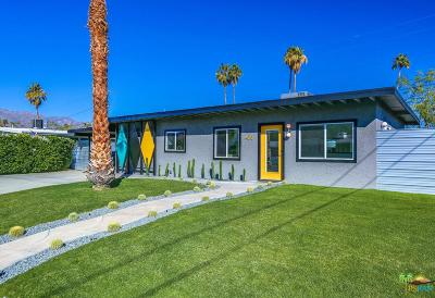 Palm Springs Single Family Home For Sale: 4018 East Paseo Luisa