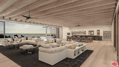 Malibu Single Family Home Active Under Contract: 24687 Pacific Coast Highway