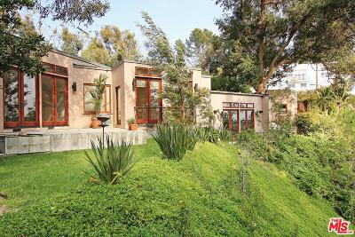 Single Family Home For Sale: 3193 Benedict Canyon Drive