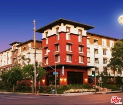 Woodland Hills Rental For Rent: 6150 Canoga Avenue #308
