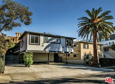 Los Angeles County Residential Income For Sale: 1132 North Formosa Avenue