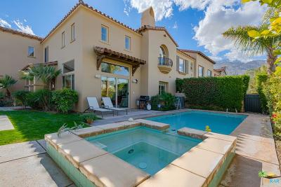 Palm Springs Condo/Townhouse For Sale: 1494 Yermo Drive