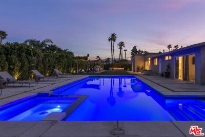 Palm Springs Single Family Home For Sale: 2318 East Acacia Road