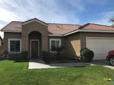 Indio Single Family Home Active Under Contract: 83637 Boise Court