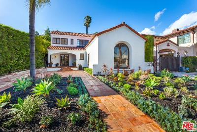 Beverly Hills Single Family Home For Sale: 317 South Oakhurst Drive