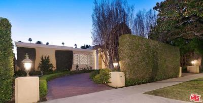 Beverly Hills Rental For Rent: 619 North Camden Drive