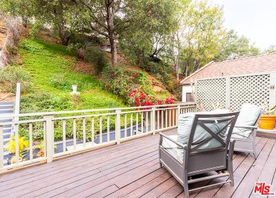 Los Angeles County Single Family Home For Sale: 8313 Kirkwood Drive