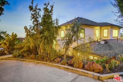 Los Angeles Single Family Home For Sale: 4357 Cedarhurst Circle