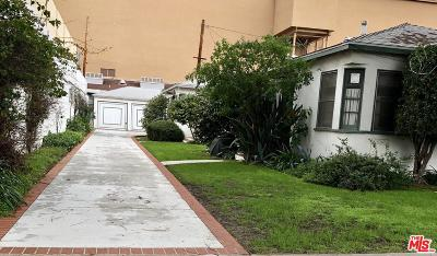 Los Angeles County Residential Income For Sale: 4062 Van Buren Place