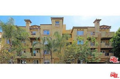 Studio City Condo/Townhouse For Sale: 12044 Hoffman Street #105