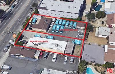 North Hollywood Residential Lots & Land For Sale: 12531 Vanowen Street