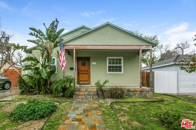 Encino Single Family Home Active Under Contract: 5739 Andasol Avenue
