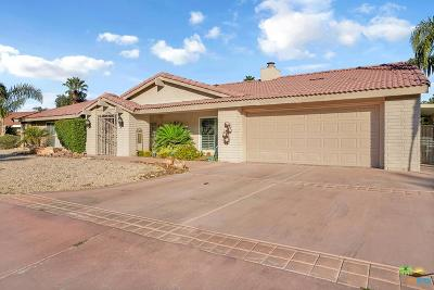 Palm Springs Single Family Home Active Under Contract: 2062 South Pebble Beach Drive