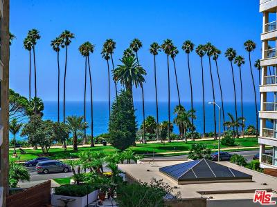 Santa Monica Condo/Townhouse For Sale: 515 Ocean Avenue #508S