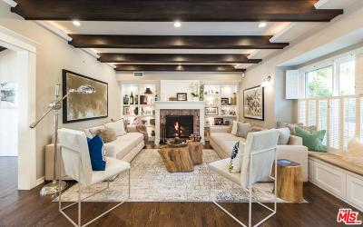 Los Angeles Single Family Home Active Under Contract: 1560 Roscomare Road