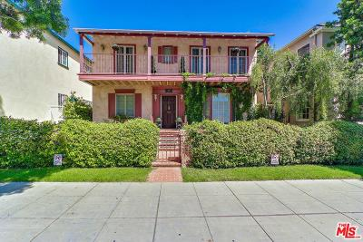Beverly Hills Single Family Home For Sale: 9969 Durant Drive