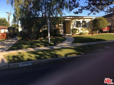 Single Family Home Sold: 7418 McCool Avenue