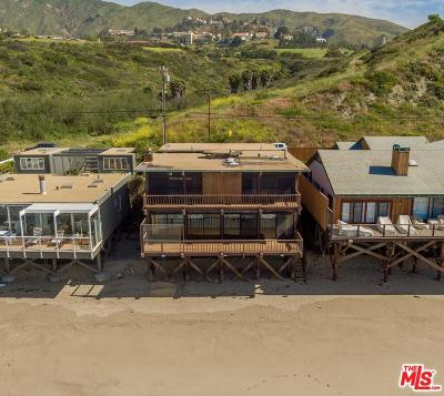 Malibu Single Family Home For Sale: 24548 Malibu Road