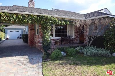 Burbank Single Family Home For Sale: 406 University Avenue