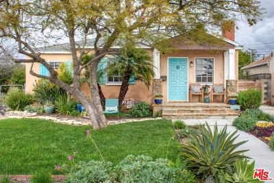 Single Family Home For Sale: 6463 West 82nd Street