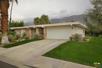 Palm Springs Condo/Townhouse Active Under Contract: 2375 South Toledo Avenue
