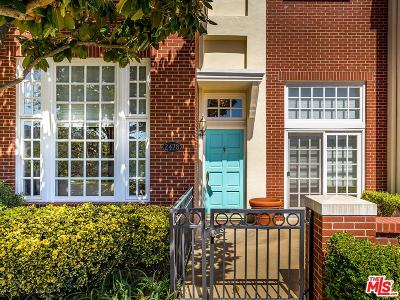 Thousand Oaks Condo/Townhouse For Sale: 2478 Swanfield Court