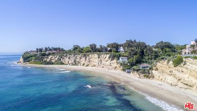 Malibu CA Condo/Townhouse For Sale: $1,800,000