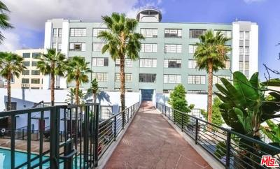 Condo/Townhouse For Sale: 420 South San Pedro Street #631