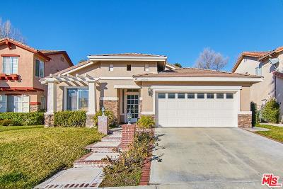 Stevenson Ranch Single Family Home For Sale: 25749 Barnett Lane