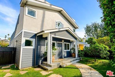 Single Family Home For Sale: 824 Venezia Avenue