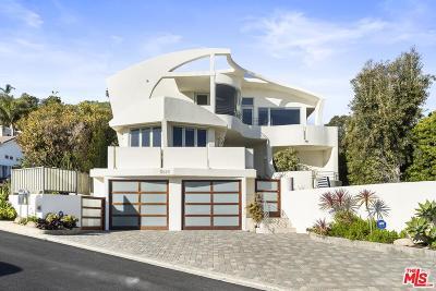 Malibu Single Family Home For Sale: 3885 Rambla Orienta