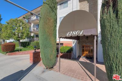 Studio City Condo/Townhouse For Sale: 12801 Moorpark Street #318