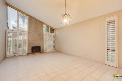 Palm Springs Condo/Townhouse For Sale: 1777 East Ramon Road