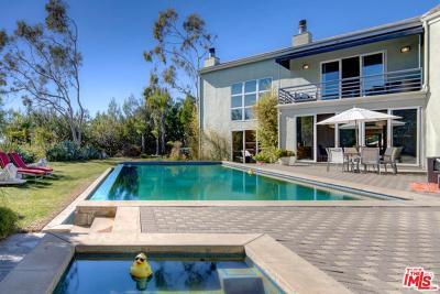 Malibu Single Family Home For Sale: 23400 West Moon Shadows Drive