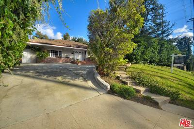 Single Family Home For Sale: 1902 Coldwater Canyon Drive
