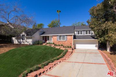 Los Angeles Single Family Home Active Under Contract: 11351 Thurston Circle