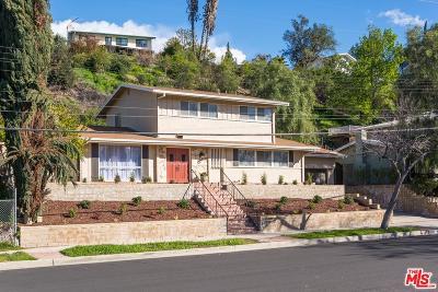 Woodland Hills Single Family Home For Sale: 6100 Manton Avenue