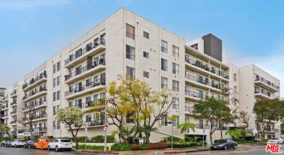 Beverlywood Vicinity (C09) Condo/Townhouse For Sale: 1115 South Elm Drive #PH6
