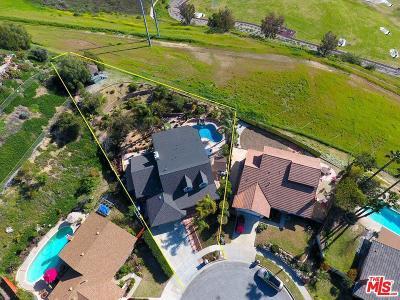 Thousand Oaks Single Family Home For Sale: 1440 Corte De Primavera