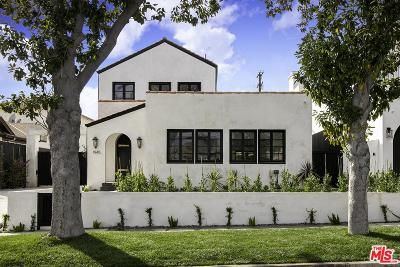 Los Angeles Single Family Home For Sale: 1945 North Berendo Street