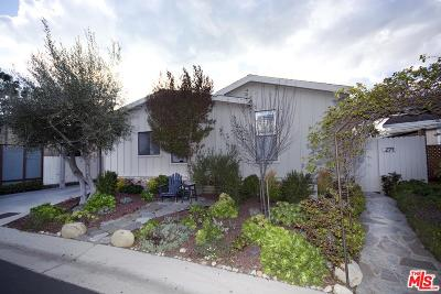 Los Angeles County Mobile Home Active Under Contract: 29500 Heathercliff Road #294