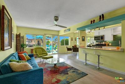Palm Springs Condo/Townhouse For Sale: 2007 East Tachevah Drive