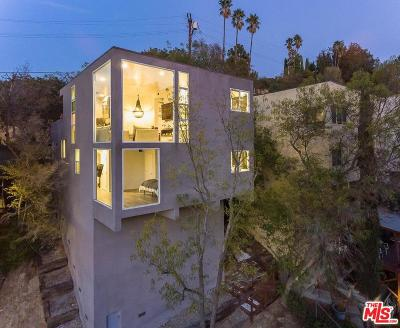 Los Angeles Single Family Home For Sale: 834 Montecito Drive