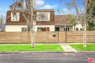 Mid Los Angeles (C16) Single Family Home For Sale: 2901 10th Avenue