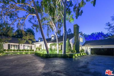 Studio City Single Family Home For Sale: 3265 Oakdell Lane