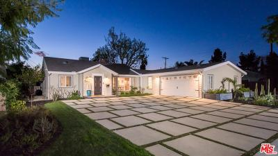 Valley Glen Single Family Home Active Under Contract: 6131 Goodland Avenue