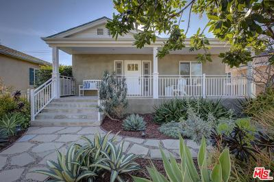 Los Angeles Single Family Home For Sale: 4071 Lyceum Avenue