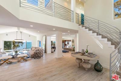 Malibu Single Family Home For Sale: 20607 Eaglepass Drive